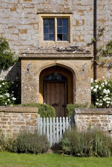 Farmhouse doorway