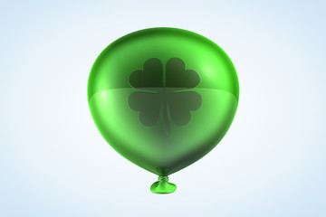 Lucky 01 Balloon
