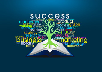 book success business marketing