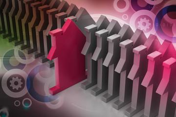 3d model house symbol