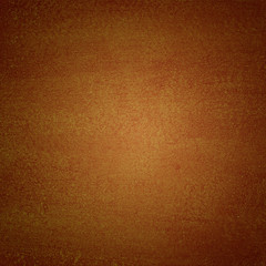 Orange canvas texture abstract  background with vignette
