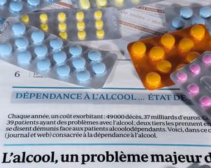 dépendance à l'alcool,dépenses de santé