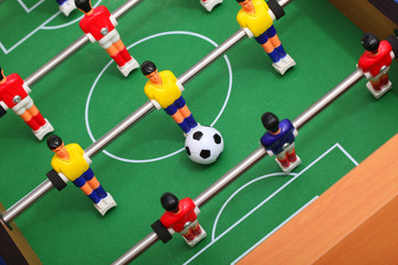 children's board game football