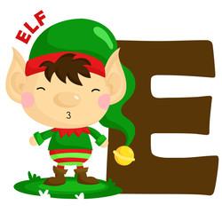 E for Elf