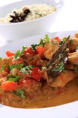 Indian Jalfrezi Curry