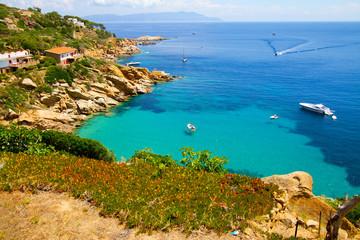 Isola del Giglio, Tuscany