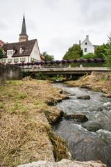 Historic city center Schwabach