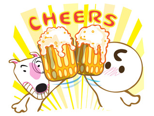 Congratulations Cheers