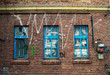 canvas print picture - Fensterfront