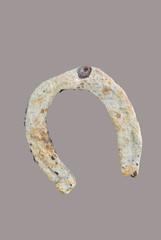 Isolated horseshoe