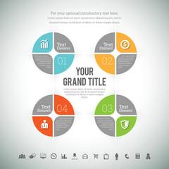 Square Composite Infographic