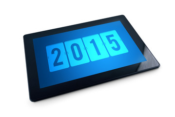 2015 on Generic Tablet PC display