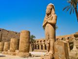 Fototapeta Ägypten, Luxor, Karnak-Tempel