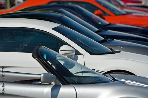 Plagát Sportwagen