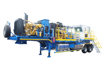 equipment for work in mining industry