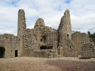 Tolquhon Castle Aberdeenshire Scotland UK