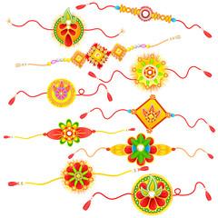Collection of Rakhi