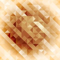 retro style geometric pattern