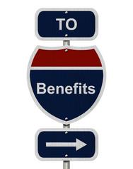 Benefits this way