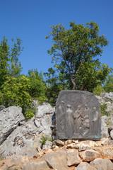 Station of the Joyful Rosary No.4-Medjugorje,Bosnia Herzegovina