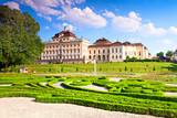 Residenzschloss Ludwigsburg im Sommer
