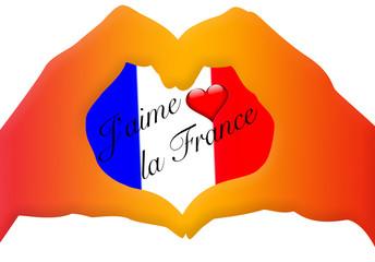 J'aime la France !