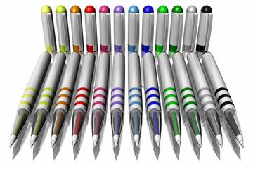 Roller colorati 001