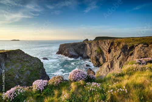 Cornwall Coastline - 68162716