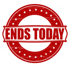 Ends today