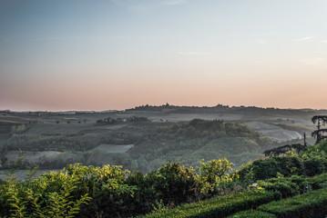 Monferrato - Tramonto