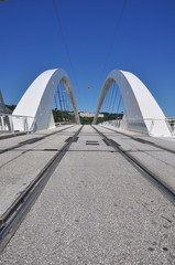 Pont Raymond-Barre à Lyon