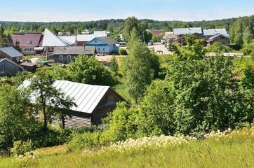Вологодская область, населенный пункт Ферапонтово