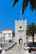 Town Gate, Korcula island off Dubrovnik