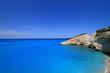 Obrazy na płótnie, fototapety, zdjęcia, fotoobrazy drukowane : Porto Katsiki beach in Lefkada, Greece