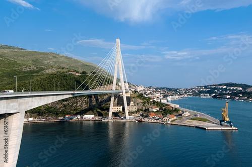 Dubrovnik Bridge, Croatia