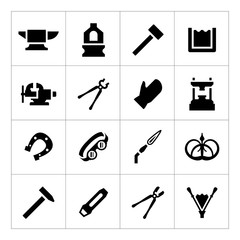 Set icons of forge