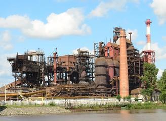 Чугуноплавильный завод