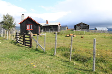 riserva naturale fokstumyra norvegia
