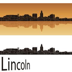 Lincoln skyline
