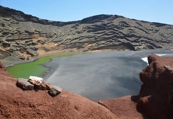El Golfo Lanzarote Isole Canarie Spagna