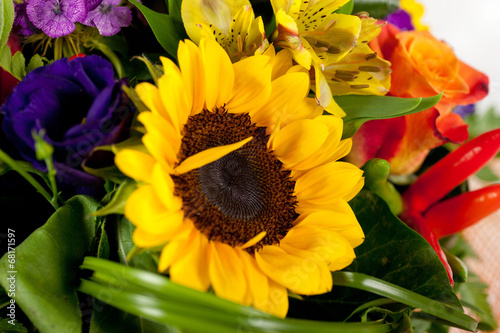 canvas print picture fiori di Roberta
