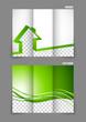 Real estate tri-fold brochure
