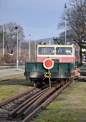 trolley railway station