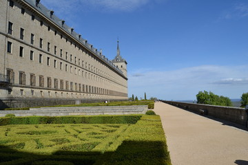 Monastery of San Lorenzo del Escorial, Madrid, Spain