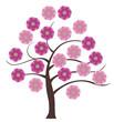 Floral Tree