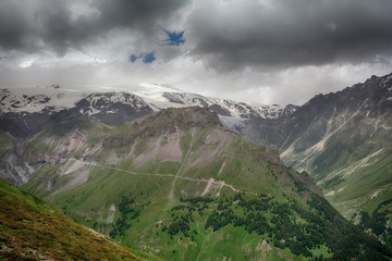 Горные вершины Северного Кавказа, Россия