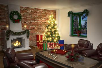 Coming Home For Christmas - Shot 01