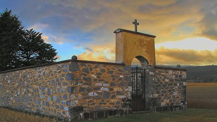 Cementerio timelapse