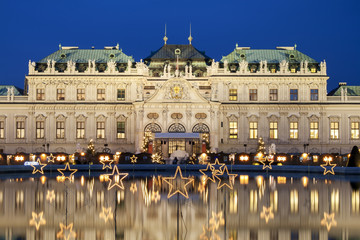 Christmas Stars In Vienna
