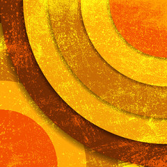 Abstract Double Grunge Background